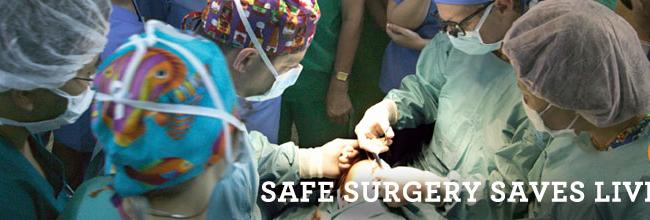 Checklist de seguridad para procedimientos en Ginecología y Obstetricia