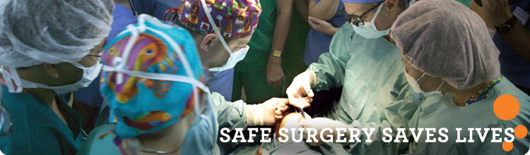 La Cirugía Segura Salva Vidas