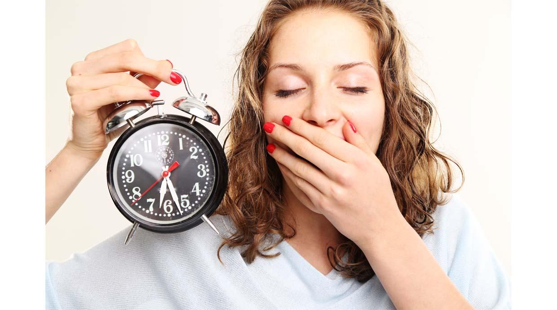 ¡Tengo sueño todo el día! 1