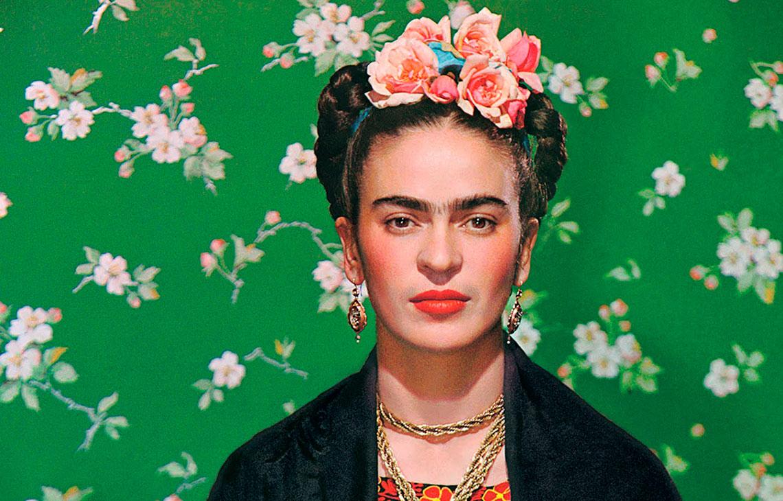 Mujeres que inspiran: Frida Kahlo 1