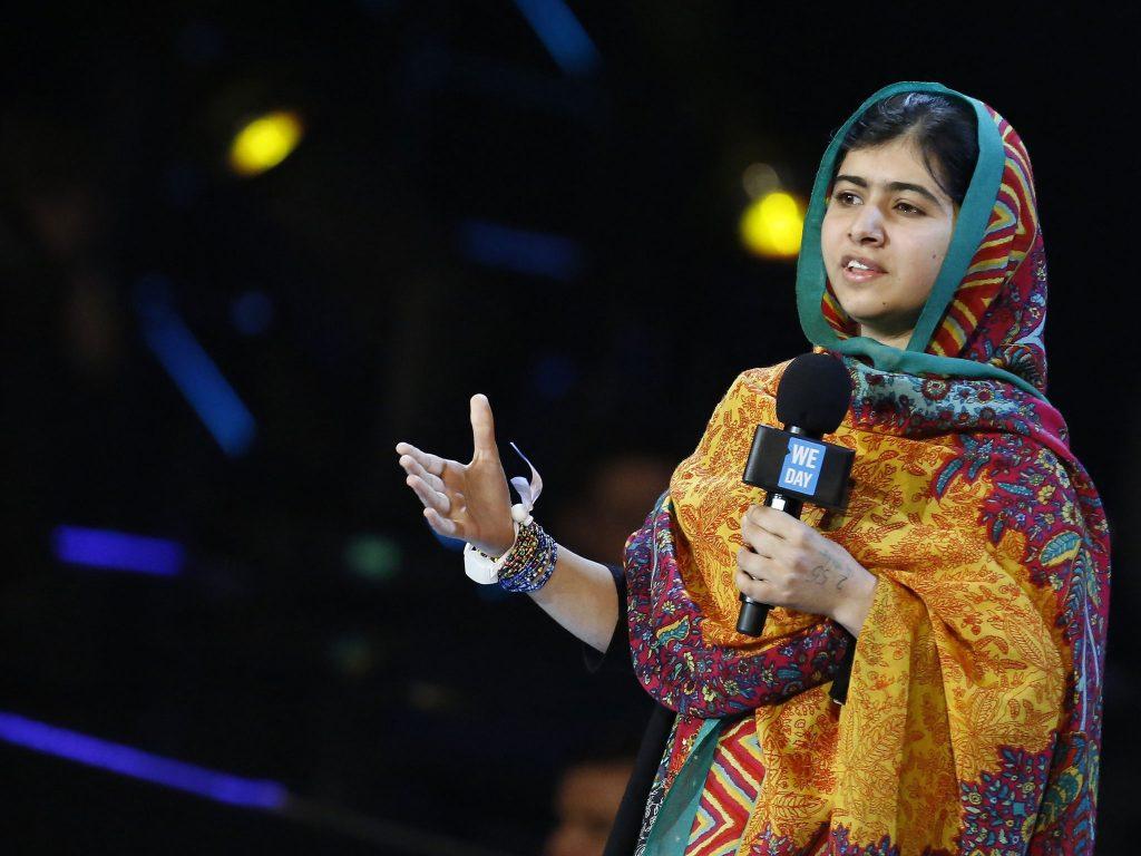 Mujeres que inspiran: Malala Yousafzai